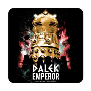 [Doctor Who: Time Lord Victorious Coaster: Dalek Emperor (Product Image)]