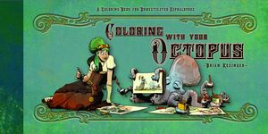 [Coloring With Your Octopus (Product Image)]