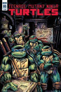 [Teenage Mutant Ninja Turtles: Ongoing #86 (Cover B Eastman) (Product Image)]