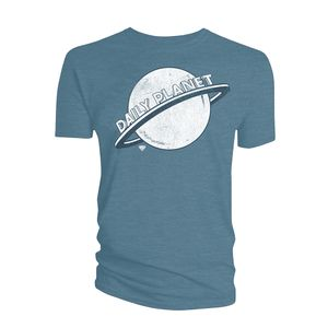 [Superman: T-Shirt: Daily Planet Logo (Product Image)]