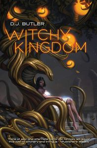 [Witchy Kingdom (Hardcover) (Product Image)]