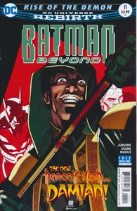 [Batman Beyond #11 (Product Image)]