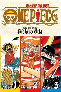 [One Piece: East Blue: 3-In-1 Edition: Volume 1 (Product Image)]