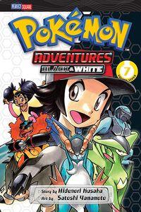 [Pokémon Adventures: Black & White: Volume 7 (Product Image)]