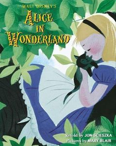 [Walt Disney's Alice In Wonderland: Illustrated By Mary Blair (Product Image)]