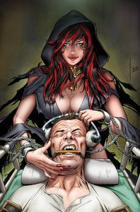 [Grimm Fairy Tales: Grimm Tales Of Terror: Volume 3 #9 (Cover B Bifulco) (Product Image)]