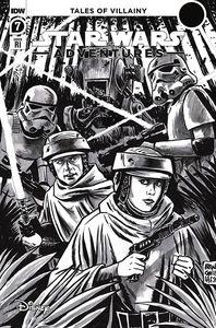 [Star Wars Adventures (2020) #7 (Francavilla Variant) (Product Image)]
