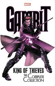 [Gambit: King Thieves: The Complete Collection (Product Image)]
