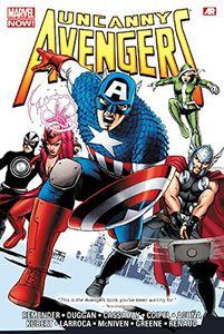 [Uncanny Avengers: Omnibus (Hardcover) (Product Image)]