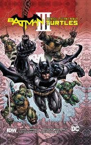 [Batman/Teenage Mutant Ninja Turtles III (Hardcover) (Product Image)]