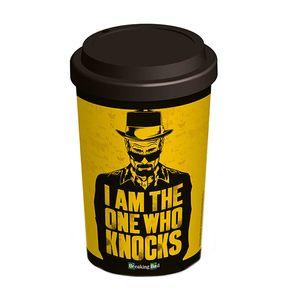 [Breaking Bad: Travel Mug: I Am The One Who Knocks (Product Image)]