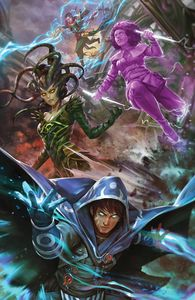 [Magic The Gathering #3 (Cover F Chew Virgin Variant) (Product Image)]