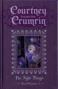 [Courtney Crumrin: Volume 1: The Night Things (Special Edition Hardcover) (Product Image)]