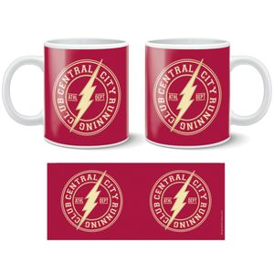 [The Flash: Mug: Central City Running Club (Product Image)]