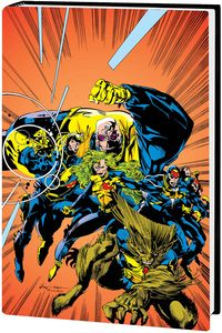 [X-Factor By Peter David: Omnibus: Volume 1 (Stroman Cover Hardcover) (Product Image)]
