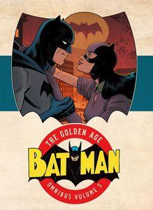 [Batman: The Golden Age Omnibus: Volume 5 (Hardcover) (Product Image)]