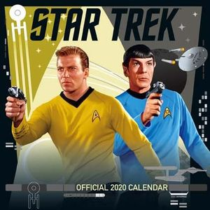 [Star Trek: The Original Series: Square Calendar: 2020 (Product Image)]