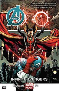 [Avengers: Volume 6: Infinite Avengers (Product Image)]