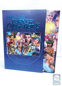 [Michael Turner Creations (Hardcover) (Product Image)]