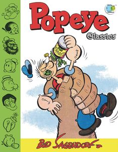 [Popeye Classics: Volume 11: The Giant & More (Hardcover) (Product Image)]