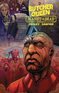 [Butcher Queen: Planet Of The Dead #3 (Product Image)]