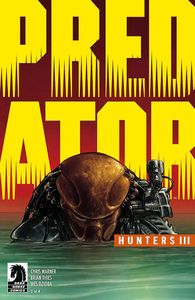 [Predator: Hunters III #2 (Cover A Thies) (Product Image)]