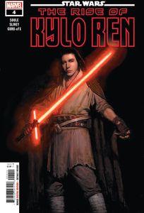 [Star Wars: Rise Kylo Ren #4 (Product Image)]