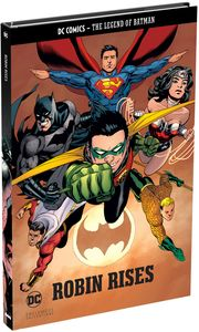 [Legends Of Batman: DC Graphic Novel Collection: Volume 52: Batman & Robin: Robin Rises (Product Image)]