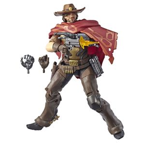 [Overwatch: Ultimates Action Figure: Mccree (Product Image)]