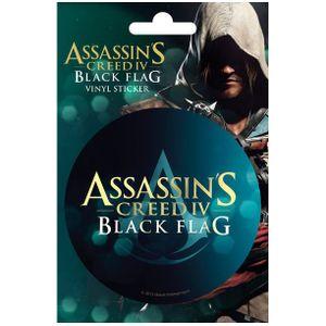 [Assassins Creed IV: Black Flag: Sticker: Logo (Product Image)]