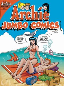 [Archie Jumbo Comics Digest #311 (Product Image)]