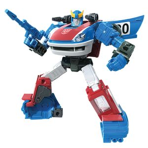[Transformers: Generations: War For Cybertron: Deluxe Action Figure: Smokescreen (Product Image)]