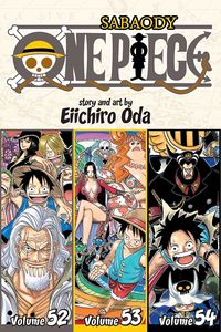 [One Piece: Sabaody: 3-In-1 Edition: Volume 18 (Product Image)]