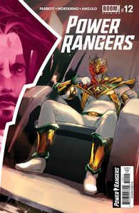 [Power Rangers #12 (Cover A Parel) (Product Image)]