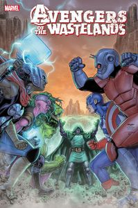 [Avengers Of The Wastelands #5 (Product Image)]