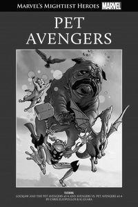 [Marvel's Mightiest Heroes: Volume 85: Pet Avengers (Product Image)]