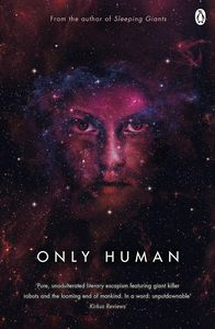 [Themis Files: Book 3: Only Human (Product Image)]