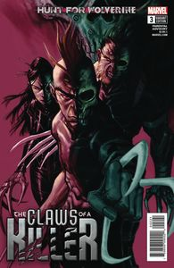 [Hunt For Wolverine: Claws Of Killer #3 (Canete Variant) (Product Image)]