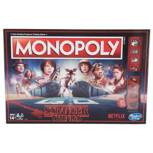 [Stranger Things: Monopoly (Product Image)]