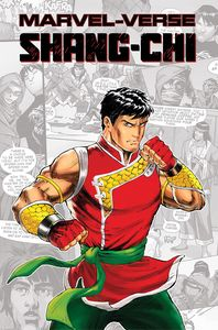 [Marvel-Verse: Shang-Chi (Product Image)]