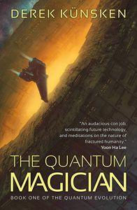 [Quantum Evolution: Book 1: The Quantum Magician (Signed Edition) (Product Image)]