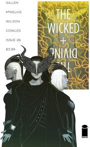 [The Wicked + The Divine #26 (Cover A Mckelvie & Wilson) (Product Image)]