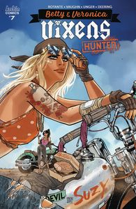 [Betty & Veronica: Vixens #7 (Cover B Anwar) (Product Image)]