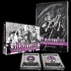 [Gloomier A Night At Hemlock Hall (Product Image)]