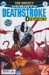 [Deathstroke #25 (Product Image)]