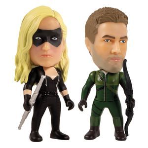 [DC TV: Hero TITANS 2-Pack: Green Arrow & Black Canary (NYCC 2019 Exclusive) (Product Image)]