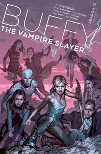 [Buffy The Vampire Slayer: Season 12: Library Edition (Hardcover) (Product Image)]