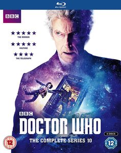 [Doctor Who: Complete Season 10 (Product Image)]