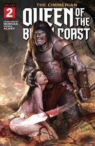[Cimmerian: Queen Of The Black Coast #2 (Cover D Inhyuk Lee) (Product Image)]