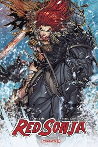 [Red Sonja #8 (Cover C Meyers) (Product Image)]